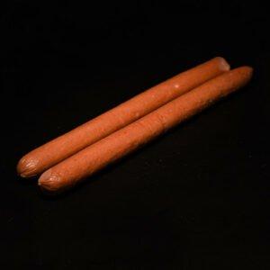 MAHABU Strauß Currywurst