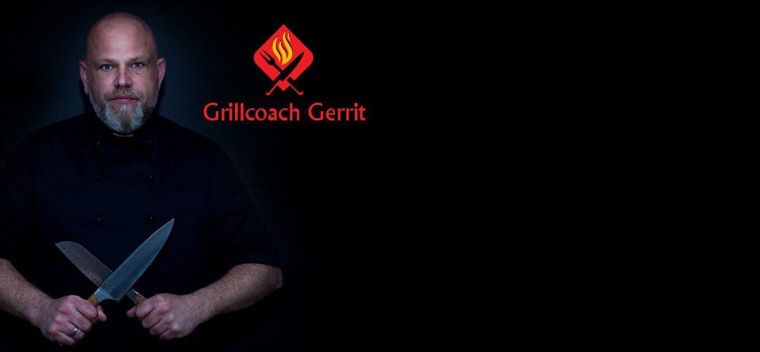 Der Grillcoach Gerrit zu gast auf dem Straußenhof