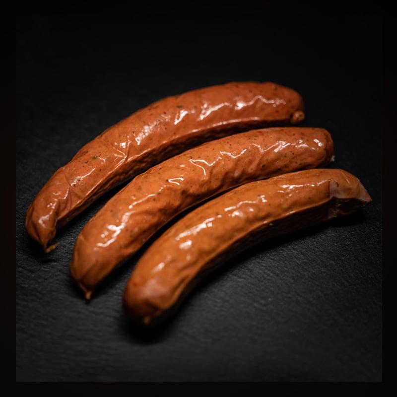 MAHABU Strauß Bockwurst | Straußenbockwurst