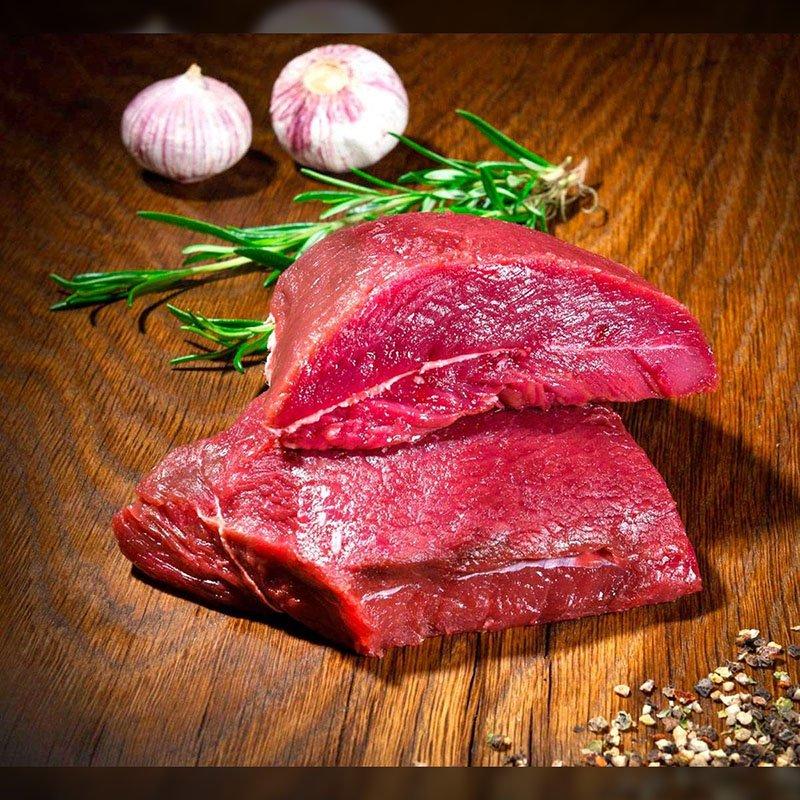 MAHABU Strauß Steak   Straußensteak